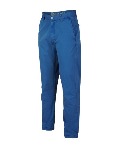 Bench Irving Men's Trousers - Blue, 33/34