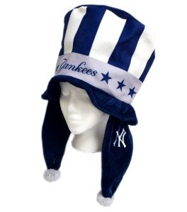 New York Yankees Mascot Themed Dangle Hat at Amazon.com