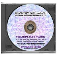 BMV Quantum Subliminal CD Taido Training (Ultrasonic Martial Arts Series)
