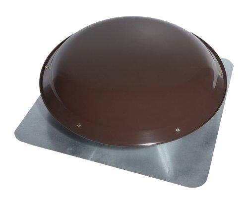 Broan 349BR Roof Mount 120-Volt Powered Attic Ventilator, 1000 CFM, Brown Dome (Paint Ventilator compare prices)