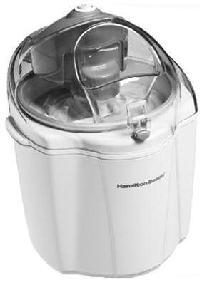 Hamilton Beach Brands 68320 1.5-Qt. Ice Cream Maker - Quantity 2