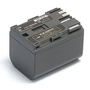【クリックでお店のこの商品のページへ】Amazon.co.jp|MyBattery HQ Canon BP-522互換バッテリー 【MBH-BP-522】|カメラ通販