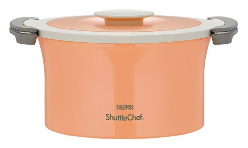 THERMOS vacuum thermal insulation cooker 3.0L shuttle chef carrot KBE-3000 CA (Thermos Brand Thermal Pot compare prices)