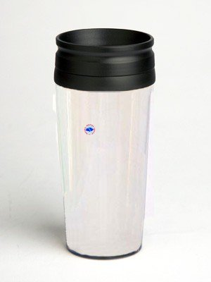 16 oz. Double Wall Insulated Tumbler with nws government website bitmap converted - Paper Insert