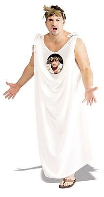 Animal House Toga Men's Costume Adult Halloween