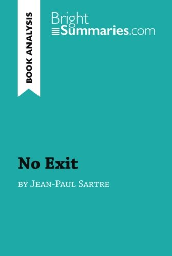 no exit character analysis essay Home → sparknotes → literature study guides → no exit or poem—elements such as character but in a traditional five-paragraph essay it should be no.