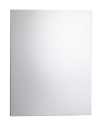 Robern Mt24D4Fple M Series Electric Left Hinge Plain Mirror Cabinet With Mirror Defogger, 23-1/4-Inch W By 30-Inch H By 4-Inch D front-687289
