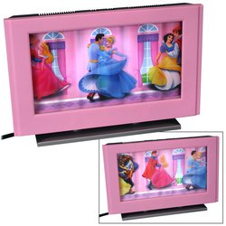 Disney Princess Flat Screen Motion Lamp front-191572