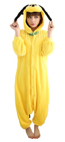 Yellow Dog Kigurumi Costume
