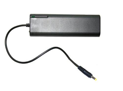 Externes Batteriefach, Batterieladegerät, Notlader für Dell AXIM X5 Basic & Advanced PDA