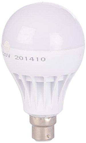 Qubix 9W Unbreakable LED Bulb (White)