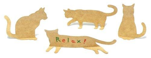 Sticky Notes by twelvetone - Cat