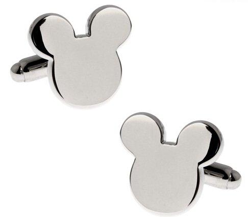 Superheroes Disney Mickey Mouse Cufflinks