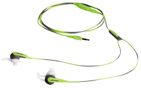Bose SIE2i sport headphones (Green)