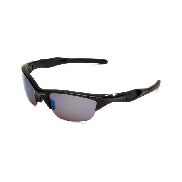 c96af1e934 Oakley Mens Half Jacket 2.0 OO9144 05 Polarized Oval Sunglasses ...