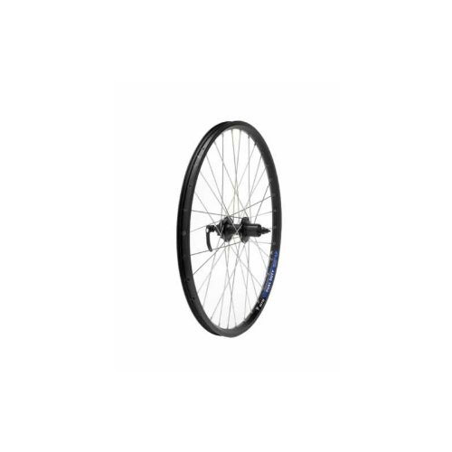WTB Dual Duty 8/9 Speed Cassette, 6-Bolt Disc Rear Wheel 26 x 1.75 32H Blk/Blk