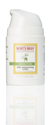 Burt's Bees Sensitive Daily Moisturizing Cream, 1.8 Ounces