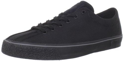 K-Swiss Clean Laguna T VNZ Sneaker,Black/Black/Charcoal,5 M US
