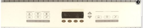 Dacor Part Number 13291W Control Panel Assy Retrofit