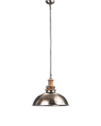 Metal Loft Lámpara Colgante Aviator Bronce