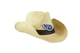 NFL Tennessee Titans Natural Cowboy Hat by Littlearth