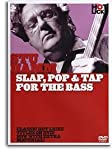 Hot Licks: Stu Hamm - Slap, Pop And Tap For The Bass - DVD