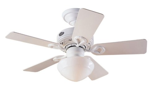 Hunter 20422 Bainbridge 1-Light 36-Inch 5-Blades Ceiling Fan