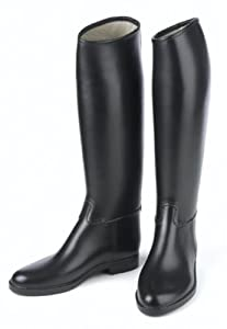Ovation Derby/Cottage - Child's Lined Rubber Riding Boot