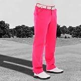Royal & Awesome Men's Loud Pants Golf Trousers