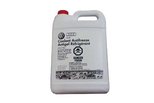 Genuine Audi Fluid G013A8J1G Radiator Anti-Freeze and Summer Coolant - 1 Gallon (Audi Used Auto Parts compare prices)