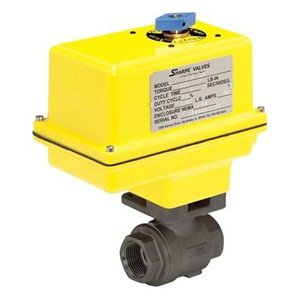 Ball Valve, Electric Actuated, 1 1/2 In