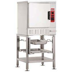 """Vulcan C24Ea3-Bsc Vulcan C24Ea3 - Electric Countertop Convection Steamer, Holds (3) 12""""Wx20""""Dx2""""H Pans"""
