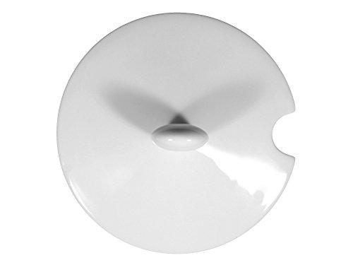 Seltmann weiden holiday blanc uni 00003 couvercle pour bol avec couvercle