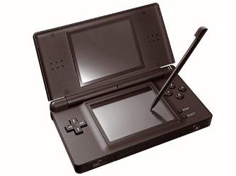 Console Nintendo DS Lite – noir