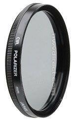 Crystal Optics 58mm Circular Polarizer Filter