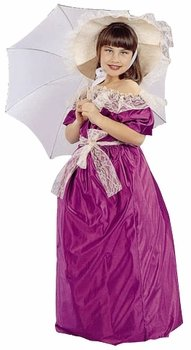 Kid's Southern Belle Halloween Costume (Size:Large 12-14)