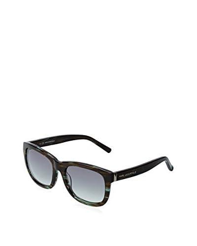 Karl Lagerfeld Gafas de Sol Kl831S Negro / Turquesa