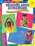 Preschool Songs and Fingerplays: Building Language Experience Through Rhythm and Movement (Early Learning)