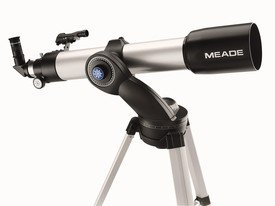 "Meade Ds-2102-At-Tc Computerised 4"" (80Mm) Refractor Telescope"