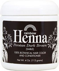 Henna Persia Dark Brown 4 Ounces