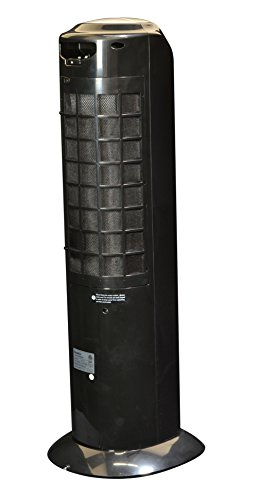 Electric Tower Fan : Newair af indoor outdoor portable evaporative air cooler