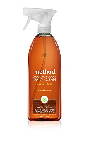 Method Daily Wood Spray 28oz, Almond (Method Wood Cleaner compare prices)