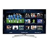 Samsung UE40F6200 - Televisión LED de 40 pulgadas con Smart TV (Full HD, 100 Hz, CI+) - color plateado