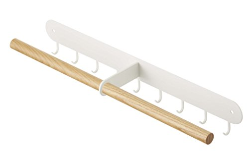 YAMAZAKI home Tosca Wall Accessory Rack (Jewelry Wall Rack compare prices)