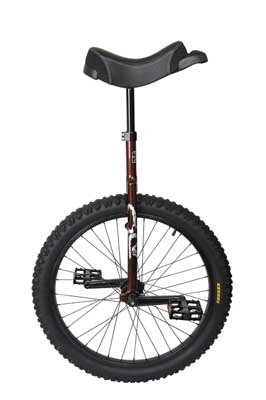 "Review Of Sun Flat Top Off Road Unicycle 24"" Root Beer"