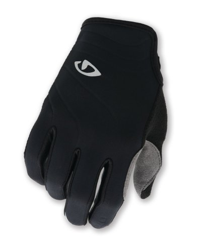Giro Blaze Cold-Weather Cycling Gloves, Black, X-Large