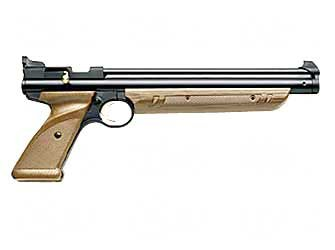 Crossman 1377 American Classic Variable Pump Power Bolt Action Air Pistol