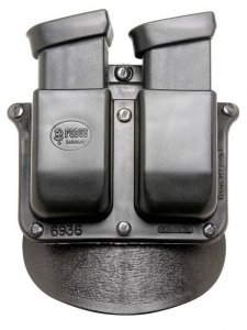 Fobus Magazine Pouches Holster Glock 36 45 Double Magazine Paddle Pouch