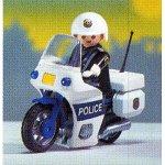 プレイモービル ポリス 警察官と白バイ 3986