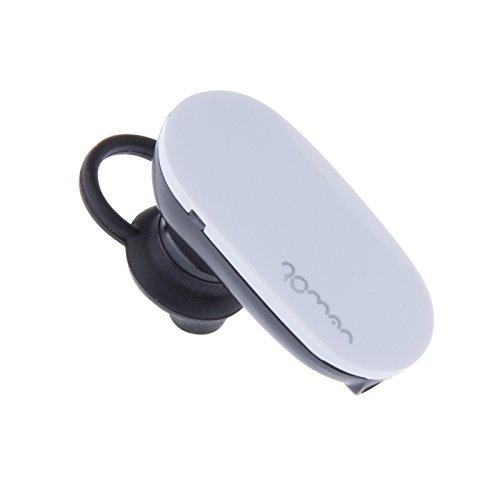 Sunsbell Wireless Bluetooth 2.0 3.0 Headsetvoice Command Noise Reduction Echo Cancellation Volume Control Microphone Mic, Dual Pairing For Gym, Sport, Bt Headphone Earphone Earpiece For Apple Iphone 5S, 5C, 5, 4S, 4, 3, Ipad 1, 2, 4, New Ipad, Ipad Mini,